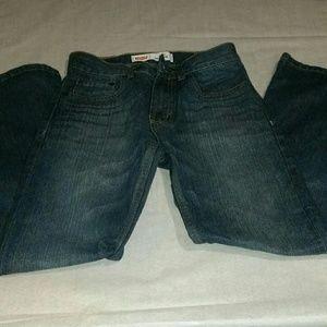 Levis 505 Boys Jeans
